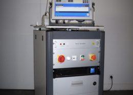 Banc test calibration optique